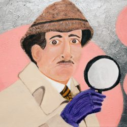 JT_Peter Sellers in The Pink Panther