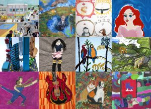 I Curate Myself: Voices in Harmony Exhibition Gateway Arts