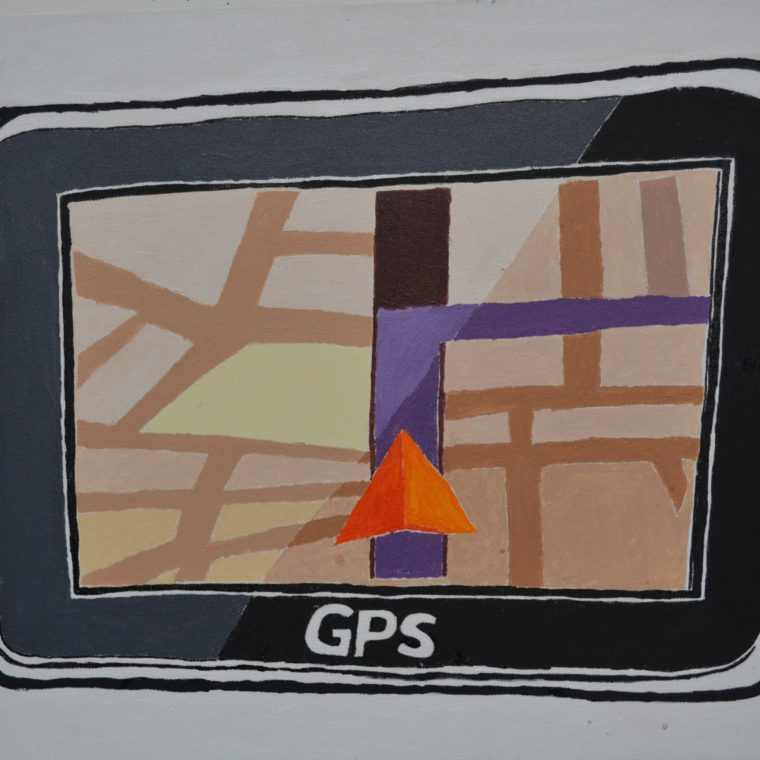 GPS by Carl H. Phillips