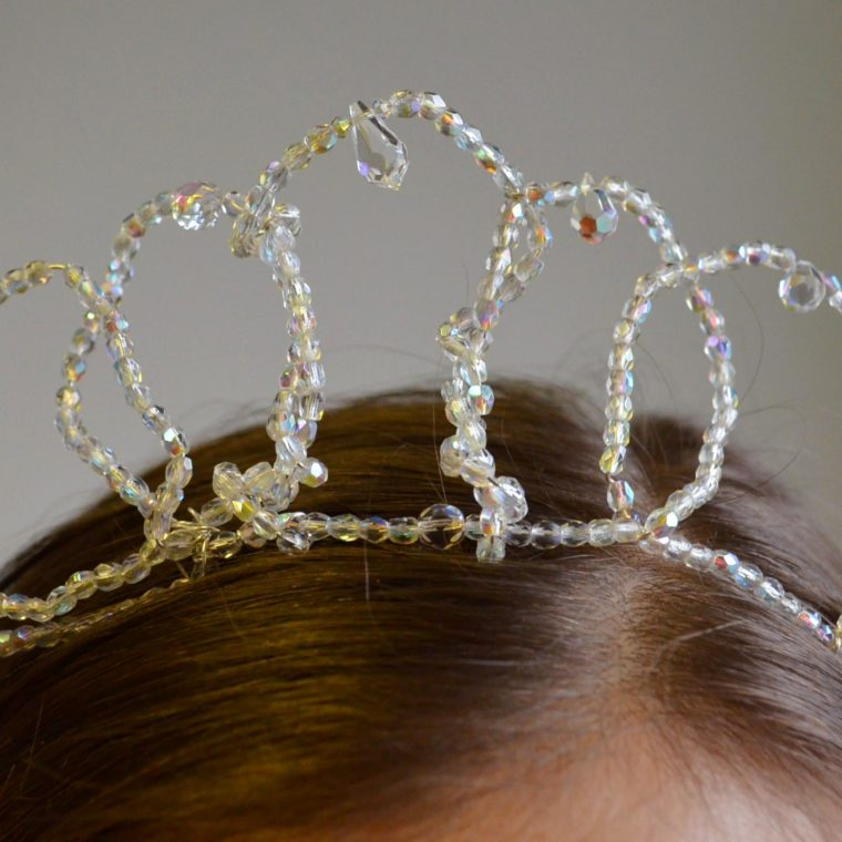 Ashley Barbour. Tiara (detail). 2016.