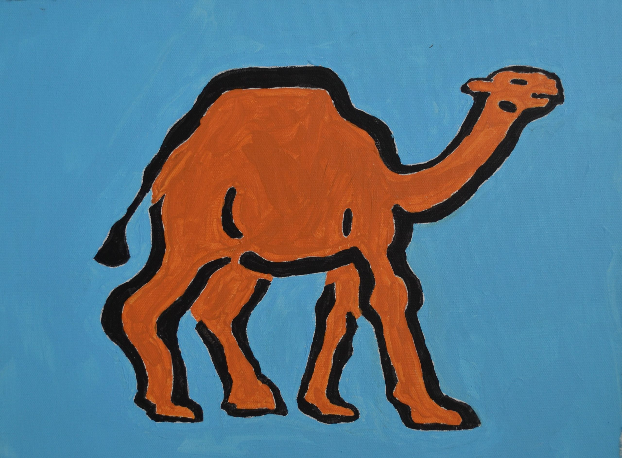 Untitled (camel) by Carl Phillips
