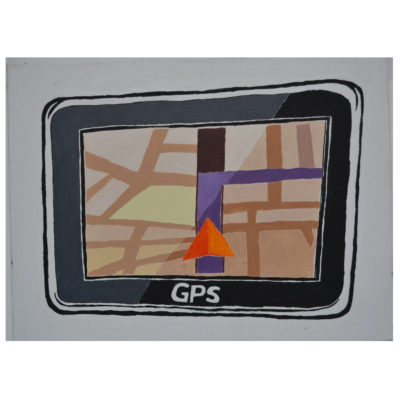 GPS by Carl Phillips