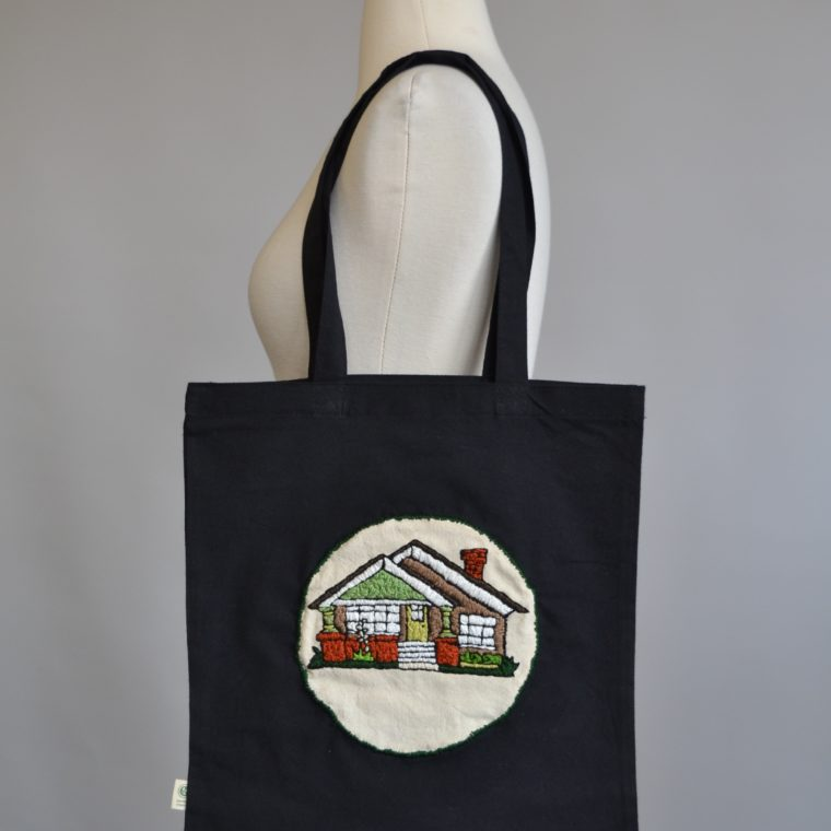 House tote by Carl Phillips