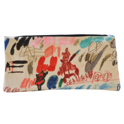 Large Clutch by Chandra Phillips