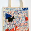 mini tote by Chandra Phillips Side B