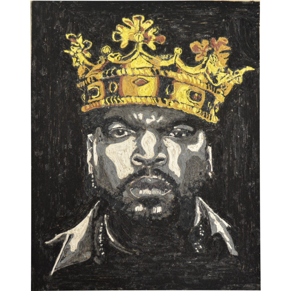 Ice Cube by Darryl Richards