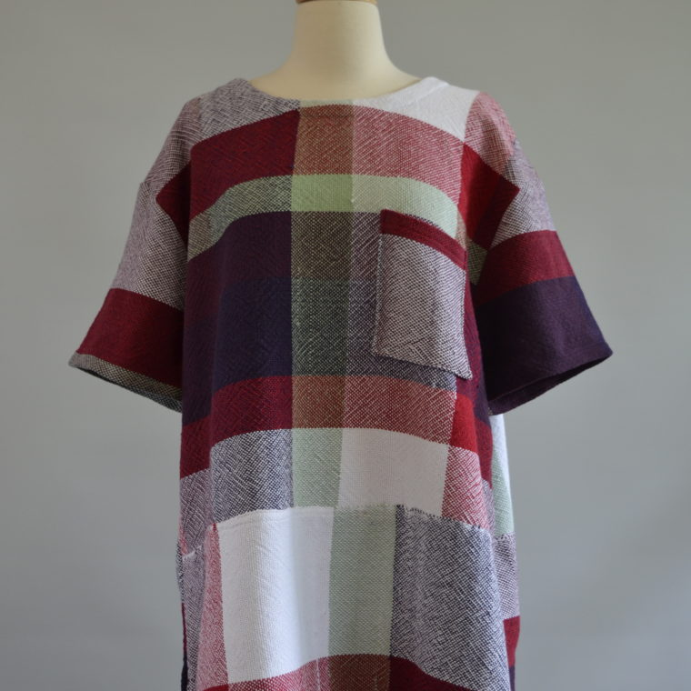 Woven shirt by Darryl Richards