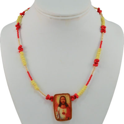 Jesus necklace by David O'Toole