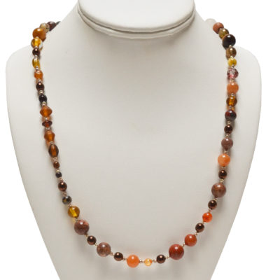 Necklace by Farah Faustin