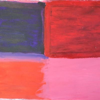 Untitled (four rectangles) by Joe Howe