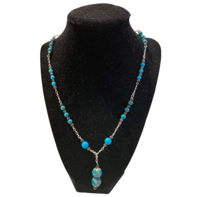 Necklace by Judy Phillips