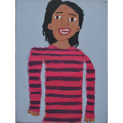 Portrait of Alexis Cofield by Kayla Johnson