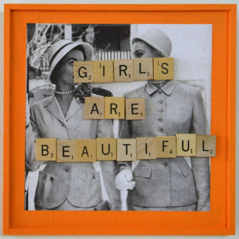 Girls Are beautiful by Lyubov Rozenfeld