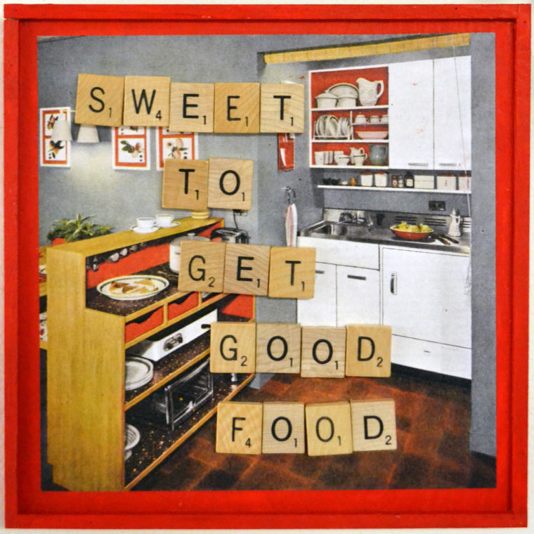 Sweet to Get Good Food by Lyubov Rozenfeld