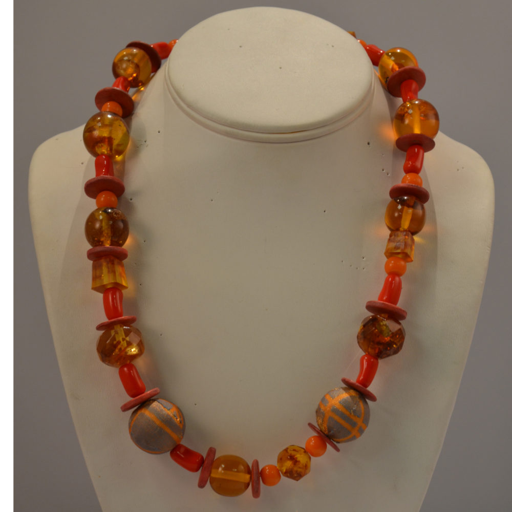 Necklace by Maria Fulchino