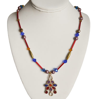 Party pendant necklace by Michael Natale