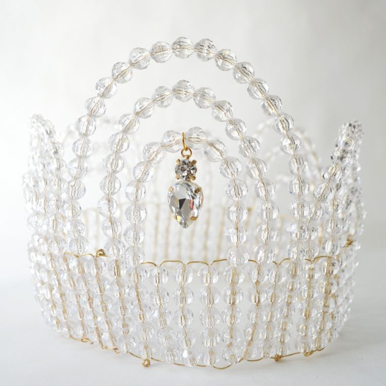 Crystal Crown by Molly Piper