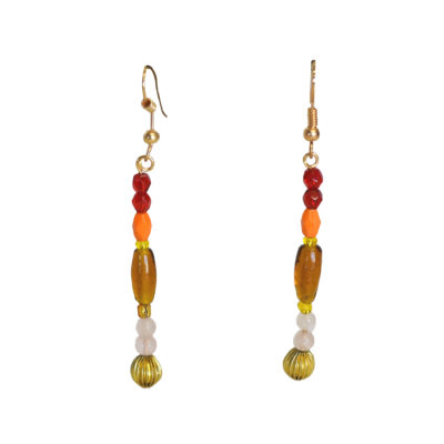 Earrings by Nina Aronson