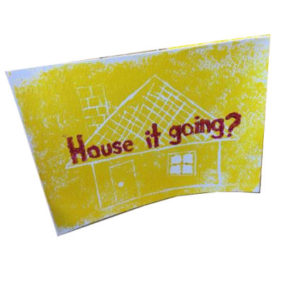 House it Going by Paul Eno