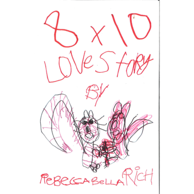 8 x 10 Love Story by Rebecca Bella Rich