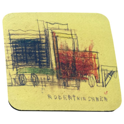 Truck Coaster by Robert Kirshner