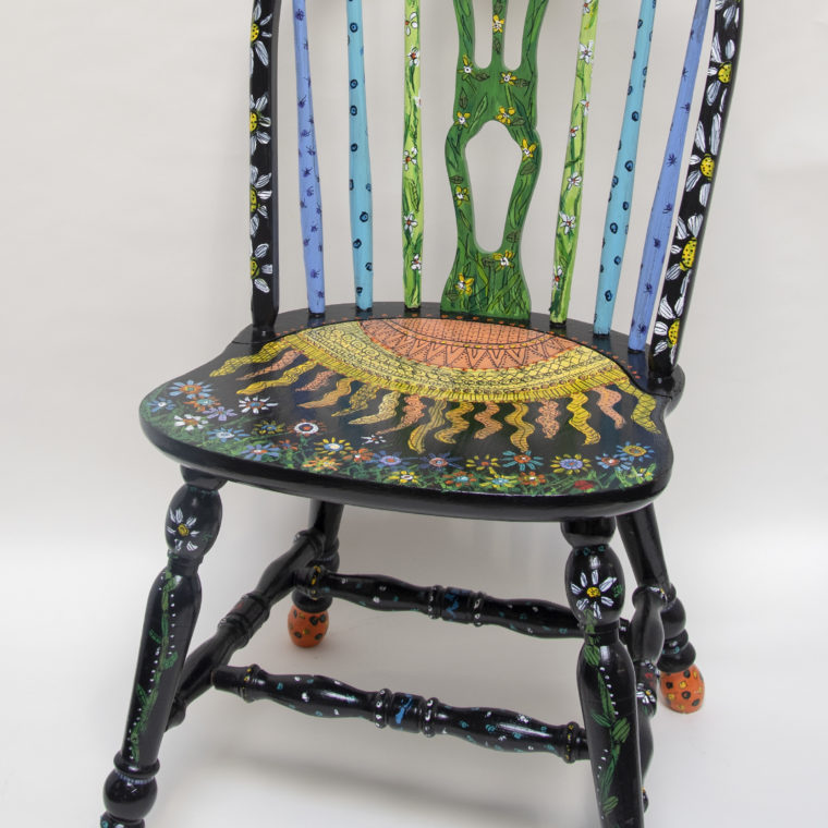 Untitled chair by Robin Jones