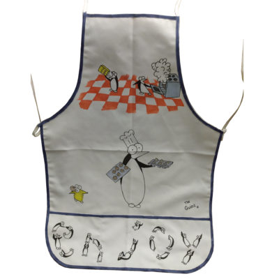 Apron by SC Maher