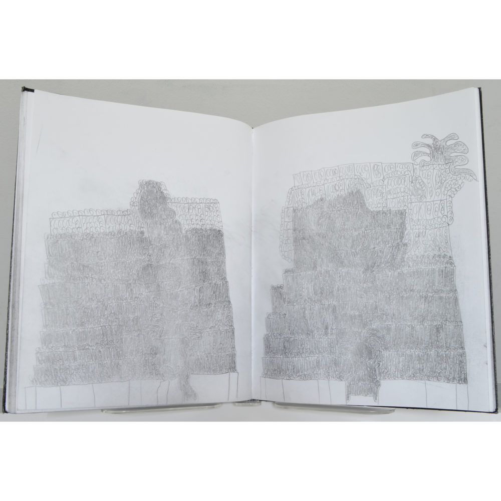 Artist's Book by Sidney Perry