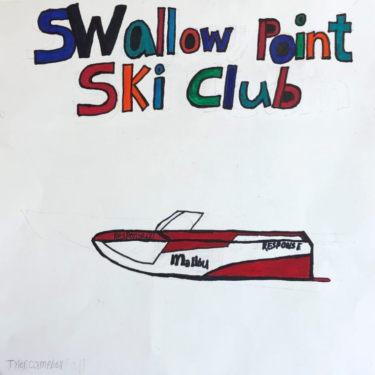 Swallow Point Ski Club by Tyler Campbell