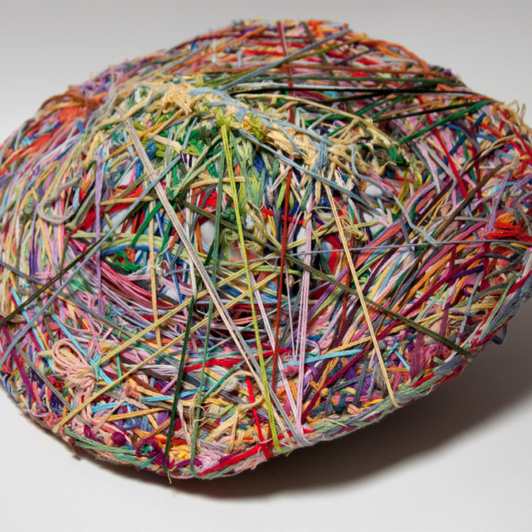 Kenneth Reynolds. Fibers. Date unknown.