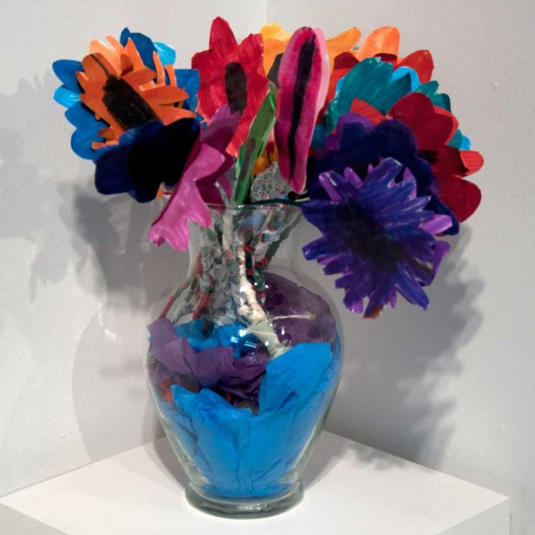 Untitled vase by Maria Fulchino