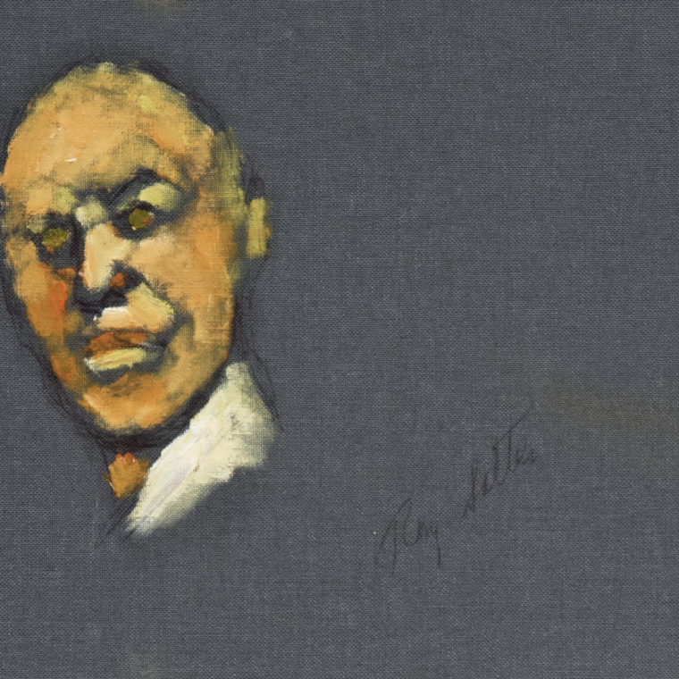Henry Miller by Ray Salter
